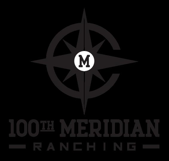 100th Meredian Logo